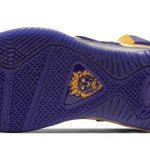 "Nike LeBron 8 ""Lakers"" به طور رسمی رونمایی شد: عکس ها"