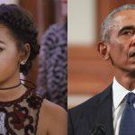 ساشا اوباما SoundCloud خصوصی دارد که از پدرش پنهان می کند
